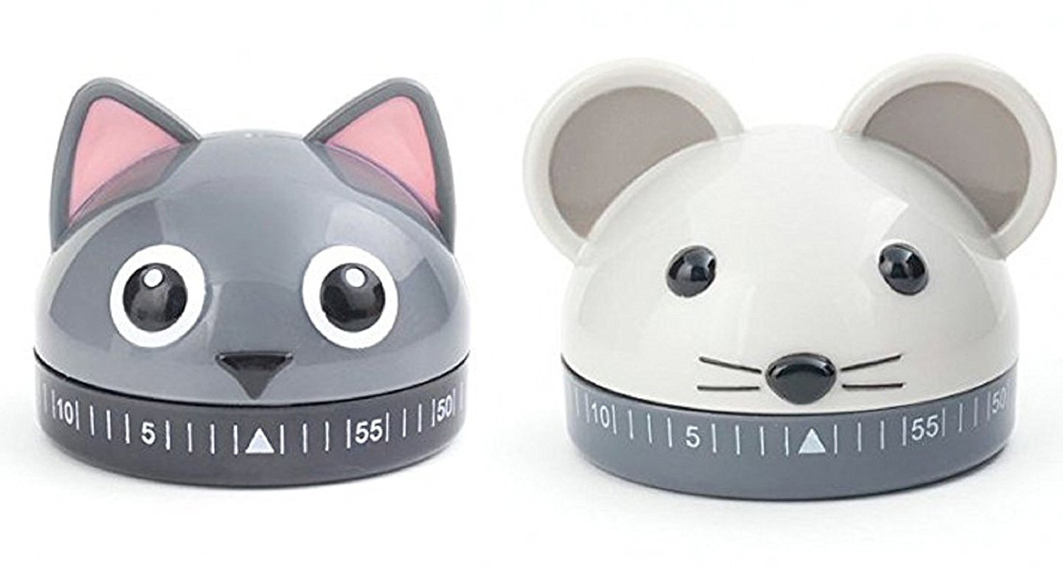 Kitchen timer great for kids