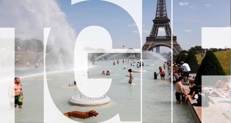 Paris Heat Wave
