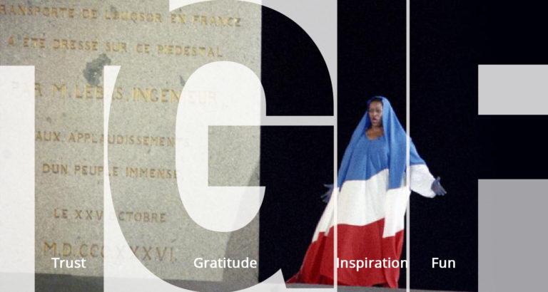TGIF - Trust Gratitude Inspiration Fun