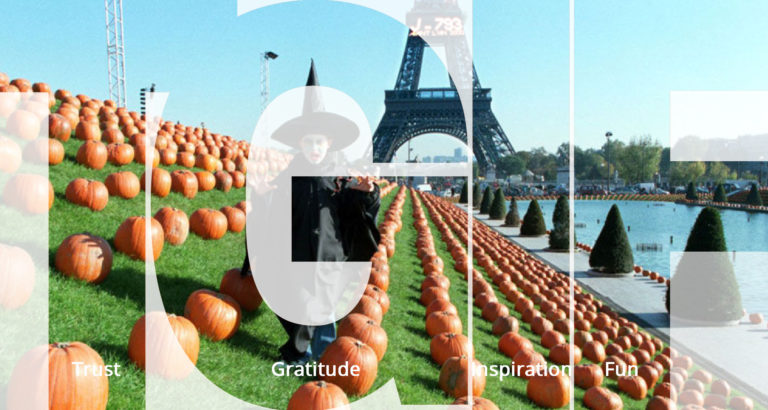 TGIF - Halloween in Paris